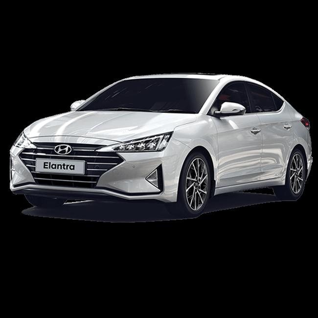 Giá xe Hyundai Elantra Bình Dương