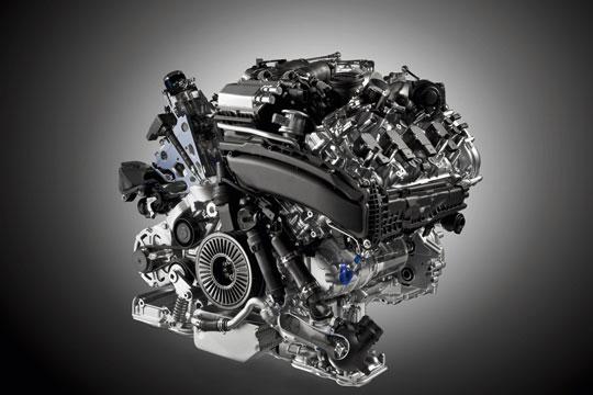 Động cơ xe Hyundai Accent