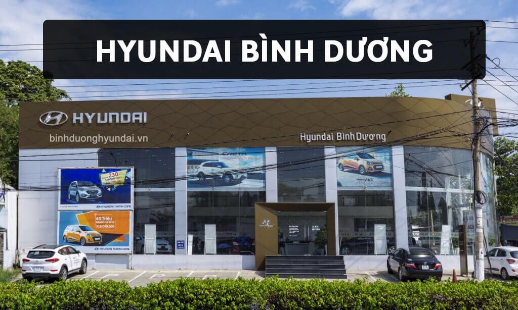 Hyundai Bình Dương - Đại lý Hyundai 3S