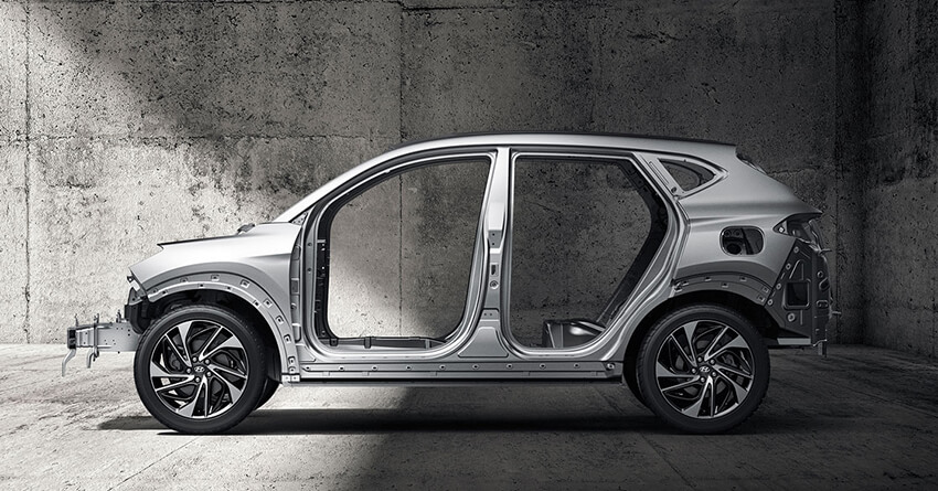 Hyundai Tucson 2020 - Xe SUV an toàn nhất