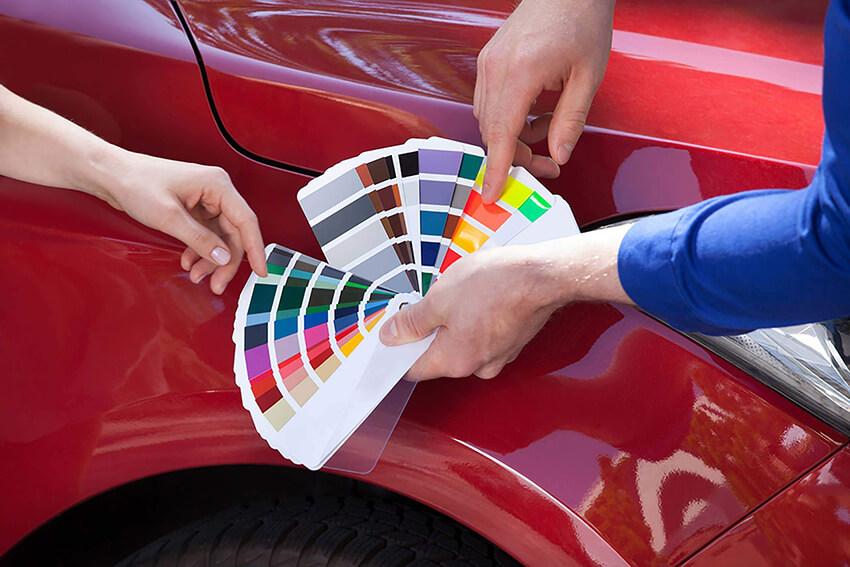 Kinh nghiệm chọn màu xe khi mua ô tô mới