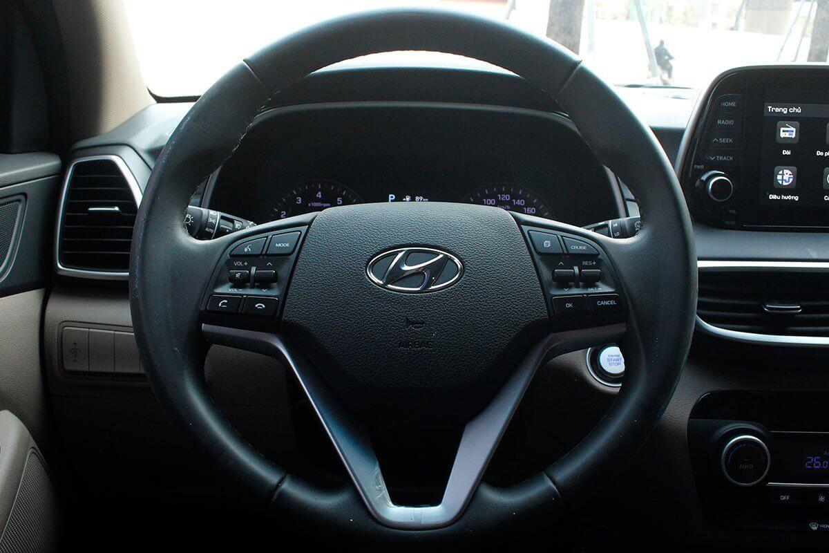 Vô lăng Hyundai Tuccson