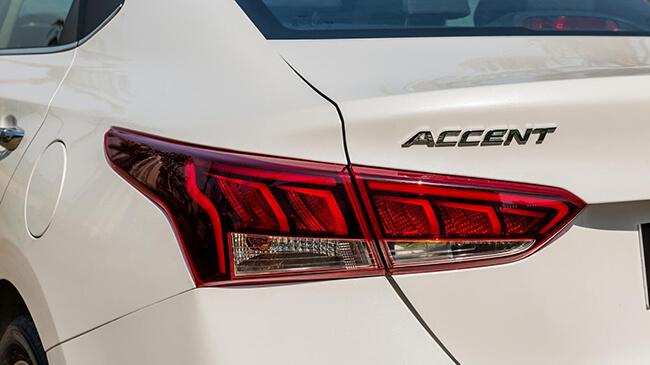 Giá xe Hyundai Accent 2021 Hyundai Bình Dương