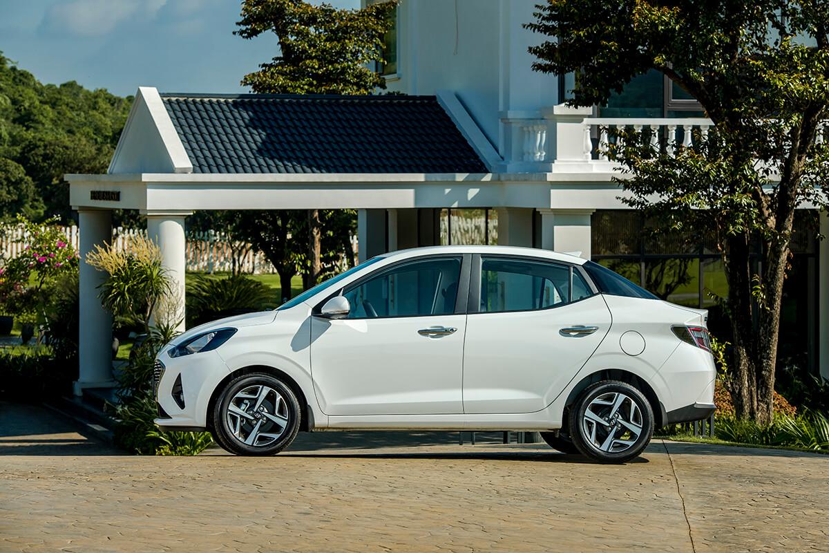 Hyundai Grand i10 Sedan All New
