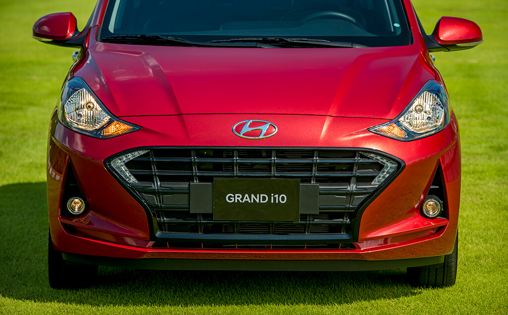 New Hyundai Grand i10 Hatchback 2021