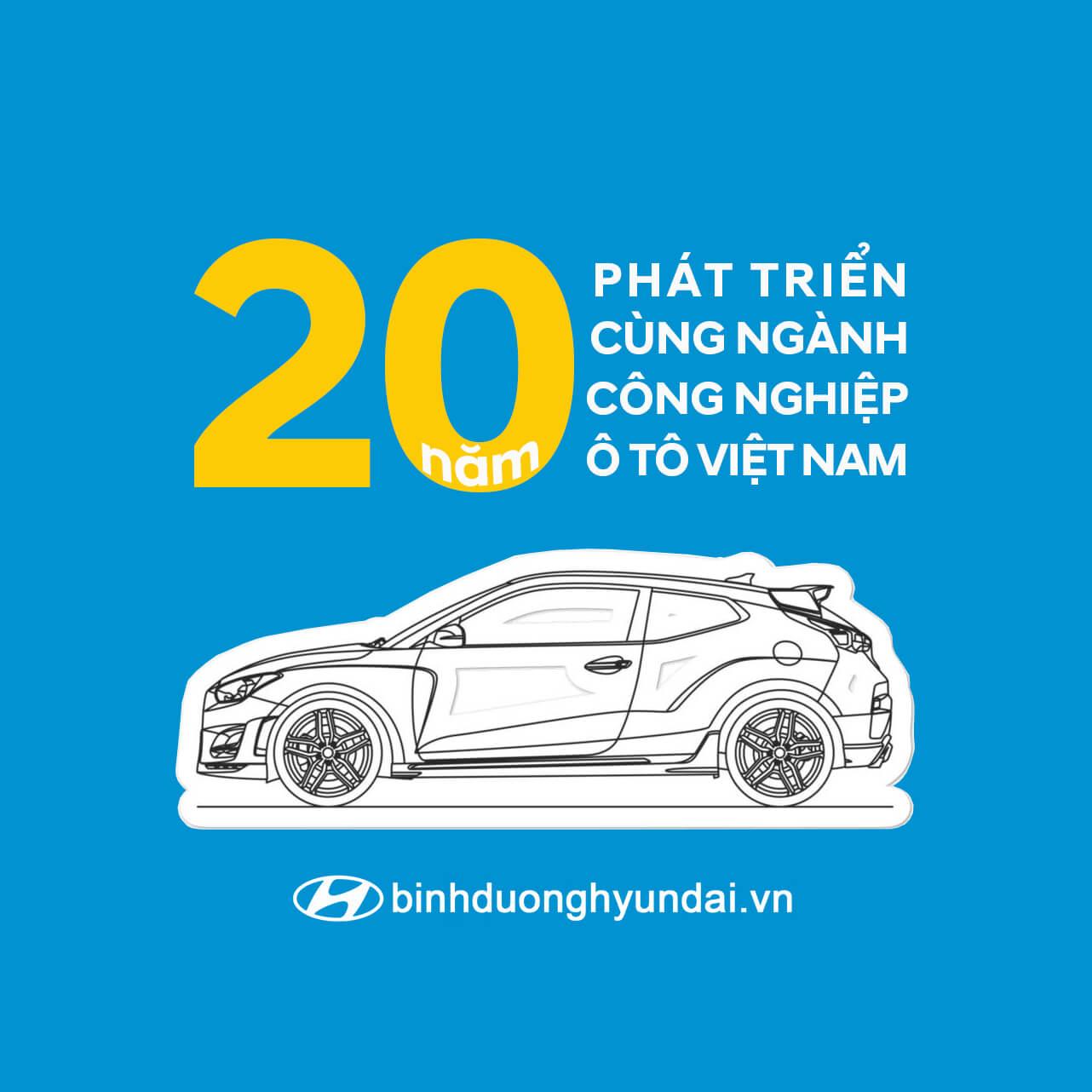 Giới thiệu Hyundai Bình Dương - Đại lý Hyundai Chính Hãng