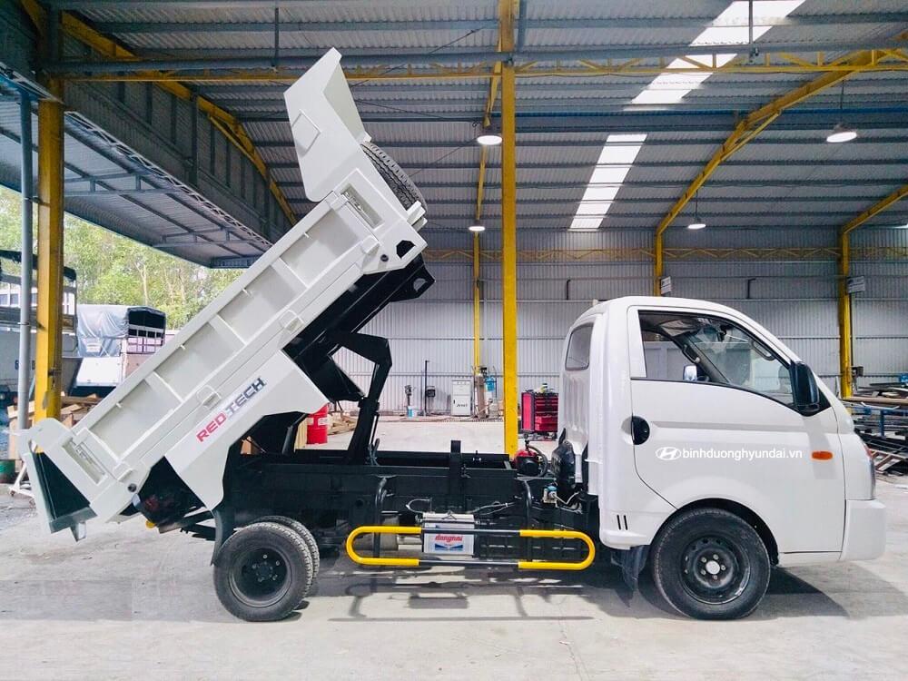 Hyundai Porter H150 thùng ben